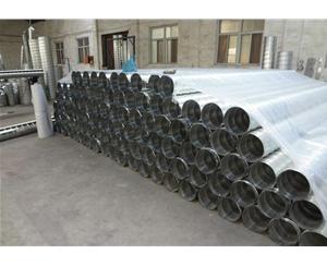 螺旋风管生产