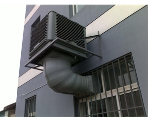 通风降温施工