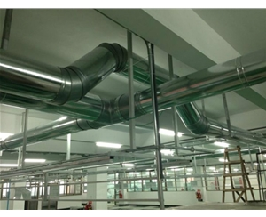镀锌风管安装
